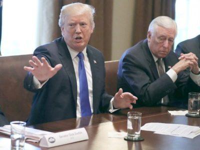 Trump's TV-Show Exposes Democrat Weakness, GOP Unity, in Amnesty Fight.