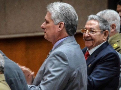 Cuba's New 'President' Confirms He's a Castro Puppet: 'Raúl Will Remain at the Forefront'