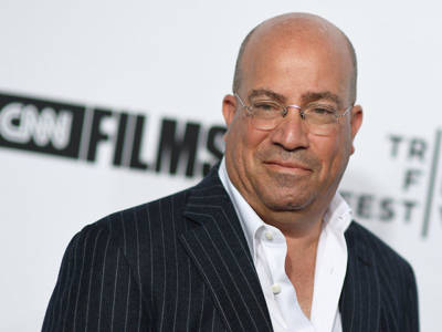 The King of Fake News!  Jeff Zucker Renews CNN Contract Through 2020 Election.