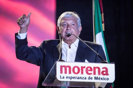 Leading Mexican Presidential Candidate Once Compared Trump To Hitler.