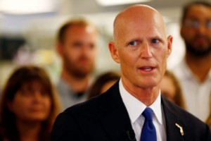 Gov. Rick Scott Pushes Firearm Confiscation Orders, Opposes Arming Teachers for School Safety