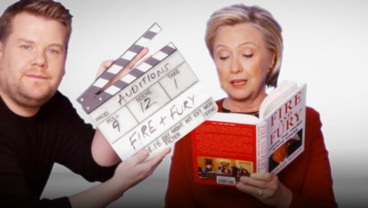 Seriously? Grammy's Say They Are Honoring Female Sexual Abuse Victims – Then Star Hillary Clinton in Their Opening Skit?