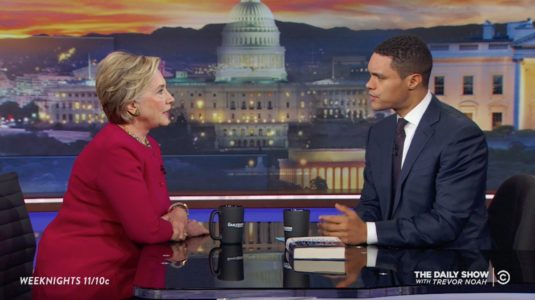 Hillary defends Trump dossier, makes dubious claims about its release – VIDEO
