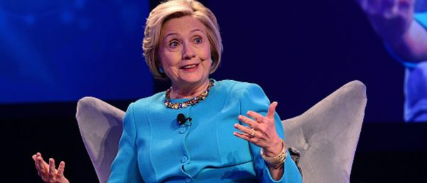 Hillary Clinton Gave This Absurd Reason For Why She Shouldn't Be Investigated.