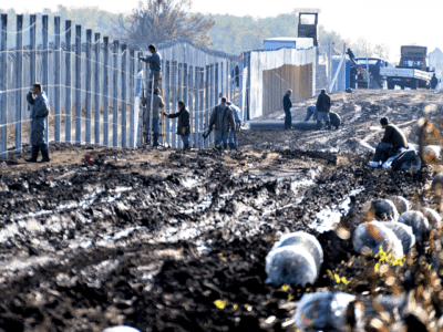 Hungary Builds a Wall, Cuts Illegal Immigration by Over 99 Per Cent