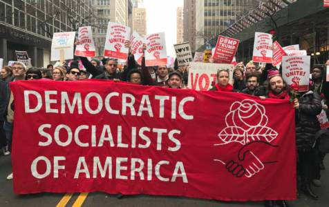 How 57,000 Communists and Socialists are Taking over the Democratic Party – VIDEO