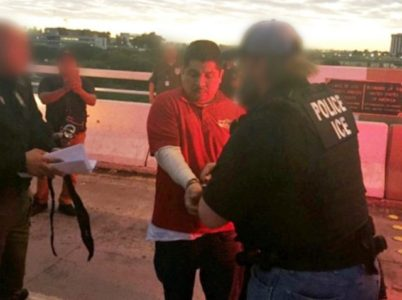 ICE Arrests 42 Criminal Aliens Released by Sanctuary New York.