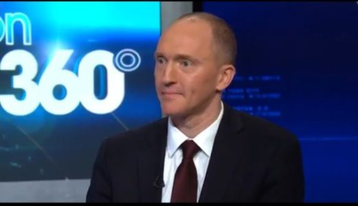 FBI Obtained Secret Court Order Last Summer to Monitor Ex-Trump Advisor Carter Page.