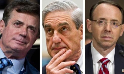 Paul Manfort Suing Dirty Cop Robert Mueller, DOJ and Rod Rosenstein.