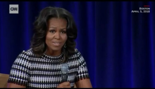 Michelle Obama Mocks President Trump – Claims Crooked Hillary Was the Most Qualified Candidate in US History (VIDEO)
