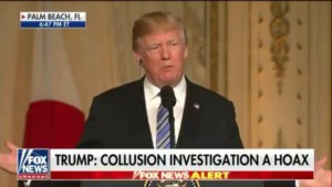 """Trump Torches Mueller Witch Hunt: """"The FBI Takes Everything But They Never Took the DNC Servers"""" (VIDEO)"""