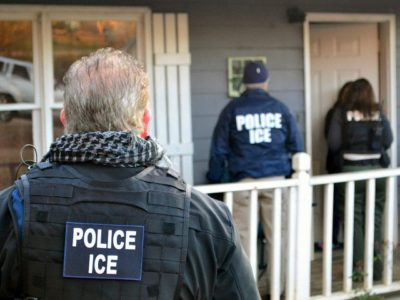 Nearly 500 Criminal Illegal Aliens Arrested in National 'Sanctuary City' Sting