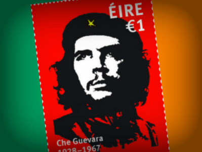 Ireland Honors Mass Murderer Che Guevara with Commemorative Stamp
