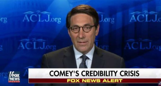 Jay Sekulow: Comey Committed a Federal Crime