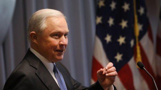 Jeff Sessions announces major criminal justice reform, rolls back weak Obama-era policy.