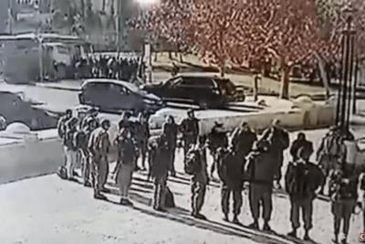 WATCH VIDEO: Four soldiers dead in Jerusalem truck jihad attack