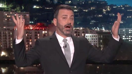 Jimmy Kimmel Lies about Trump, Guns, and the Mentally Ill