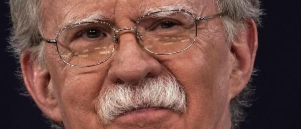Bolton Kicks Trump's Homeland Security Advisor Out Of White House