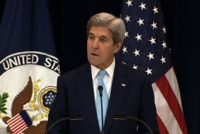 John Kerry ATTACKS Israel for Over an Hour, Encourages Islamic Terror