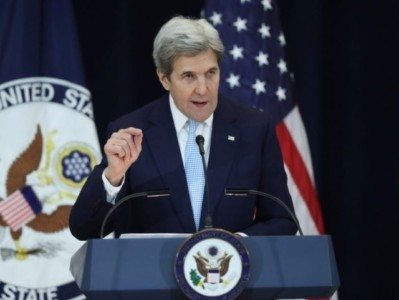 Kerry Attacks Israeli Government, Defends UN Resolution