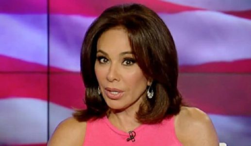 Judge Jeanine: Dems Are 'Freaked Out' We Elected a President Who Calls It the Way He Sees It