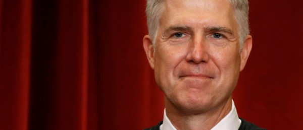 Here's Why Gorsuch Joined Liberal Justices In A Deportation Case.