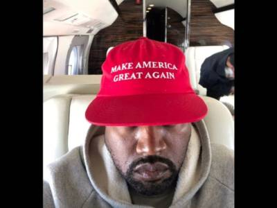 Kanye West Goes Full MAGA: 'We will No Longer Outsource to Other Countries. We Build Factories Here in America and Create Jobs'