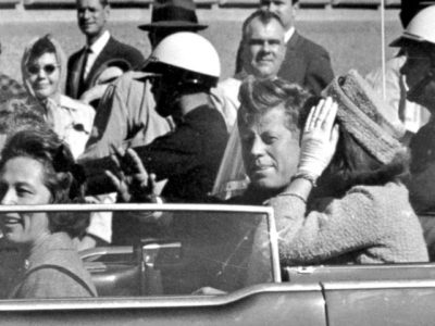 Update: Trump Releases 2,800 JFK Records — But Some Held Back!