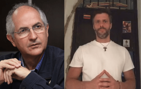 Venezuelan Opposition Leaders Antonio Ledezma and Leopoldo López Re-Arrested in Middle of the Night