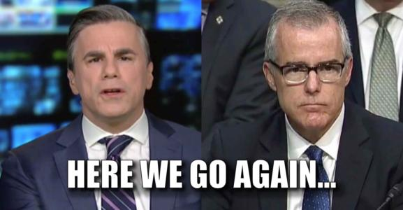 FBI Has Now 'Lost' McCabe's Texts, DOJ Not Handing Over Texts