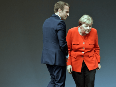 LISTEN: Bannon Mocks Macron and Merkel as the 'Ken and Barbie' of Globalism.