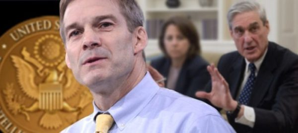 DEEP STATE BUSTED! Rep. Jim Jordan: FBI Paid for Dossier, Used it to Wiretap Trump, Strzok Then Used for FISA Court (Video)