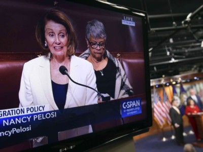 Nancy Pelosi Thanks Illegal Aliens for Breaking the Law to Bring 'Dreamers' to USA.