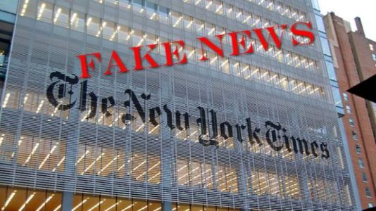 The New York Times Embraces Fake Science, Fake Engineering, and Fake Economics