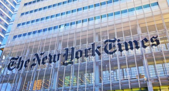 The New York Times Doesn't Give 'Truth a Voice'