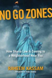 No Go Zones: Breitbart's Raheem Kassam Unveils New Book on Islamic Ghettos In Western World