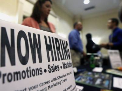 Trump's Economy Delivers Highest Level of Job Openings Ever Recorded.