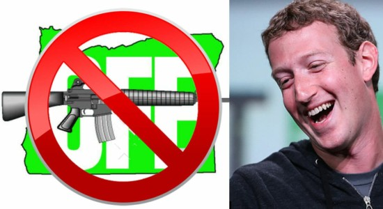 Facebook Blocks Prominent Gun Rights Organization.