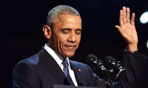 Obama's 'farewell' speech proves he is out of touch with reality
