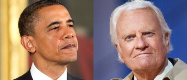 Here Is What Obama Did This Week Instead Of Attending Billy Graham's Funeral