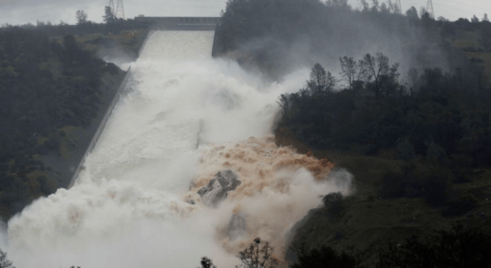 California Governor Spends $25 Billion Per Year On Illegals, Officials Warned Dam Failing 12 Years Ago