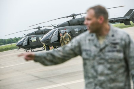 Texas, Arizona announce troop deployments to Mexico border.