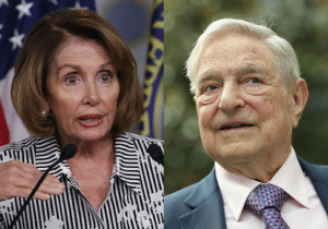 Soros, Pelosi Meeting To Fund And Plot Democratic 'Resistance'