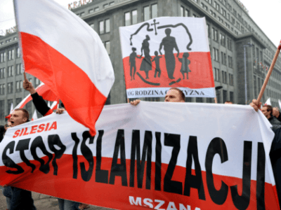 Poland Tells EU: We'll Take Immigrants from Europe – But Not North Africa and the Middle East