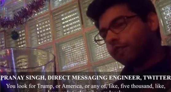Project Veritas Bombshell: Twitter Engineers Explain How They 'Shadow Ban' Conservatives – VIDEO
