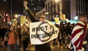 IS THE LEFT PLOTTING VIOLENT ANTI-AMERICAN REVOLUTION?