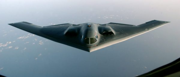 Warning To North Korea: US Sends A Handful Of Stealth Bombers To The Pacific.
