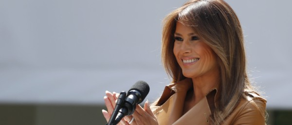 Here's How The First Lady Will Spend This Mother's Day.