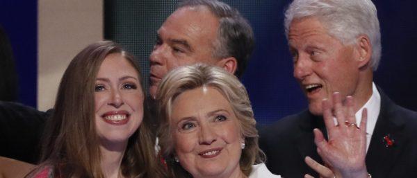 Here's How Clintons Grabbed Lifetime Grip On $109M Non-Profit