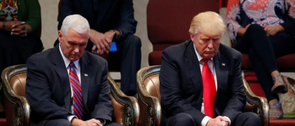 'COMPLETE 180': Catholics At Prayer Breakfast Thrilled That Trump Is Rolling Back Obama's Policies